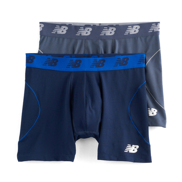 2 Pack Performance Mesh Boxer Brief