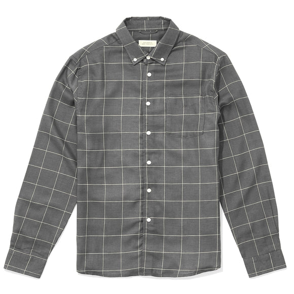 Crosby Button Down Flannel Check Shirt