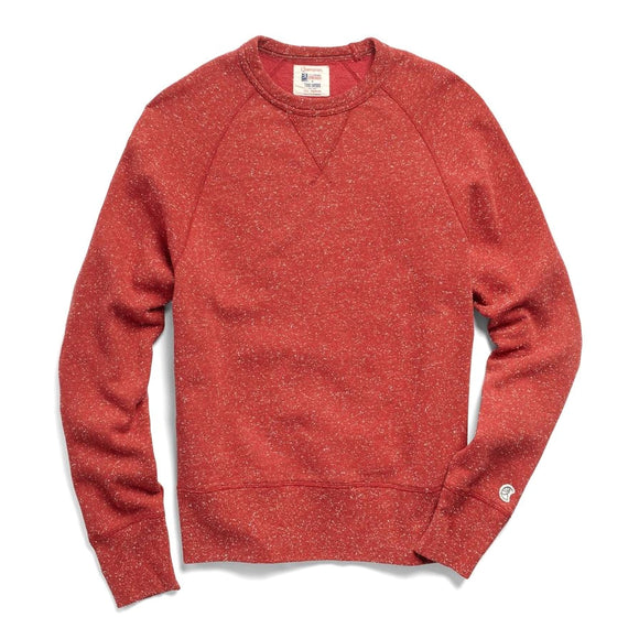 Snow Heather Crewneck Sweatshirt