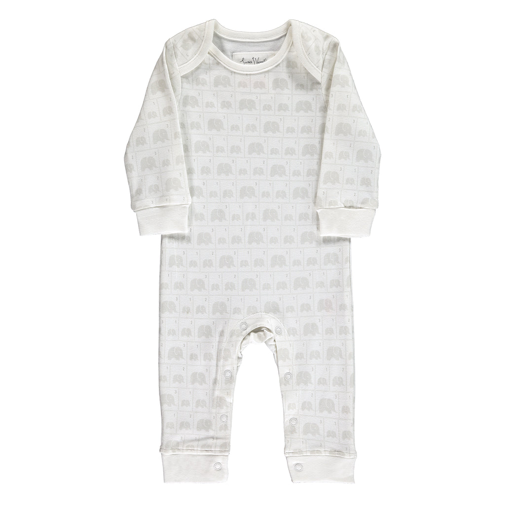 Susie J Verrill x From Babies with Love Baby Grow Made From 100% Organic Cotton. Free Drawstring Gift Bag and Greetings Card with All Profits To Abandoned Children.