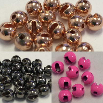 Tungsten Slotted Beads Per 100 Page 1