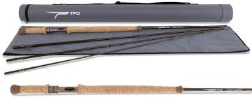 Temple Fork Axiom Switch II Fly Rod