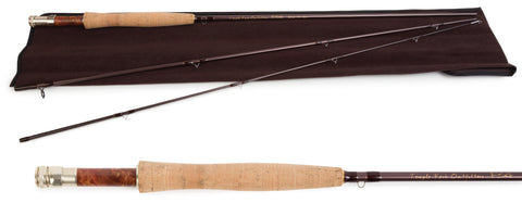 Temple Fork Finesse Glass Fly Rod
