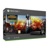 Microsoft Xbox One X - 1TB - Black - PlayerUnknown's BattleGrounds (PUBG) Bundle