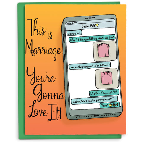 Marriage Text