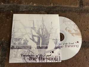 Companions of the Lamb Physical CD