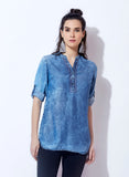 Tencel Denim Tunic