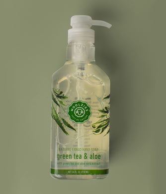 Green Tea & Aloe Liquid Hand Soap