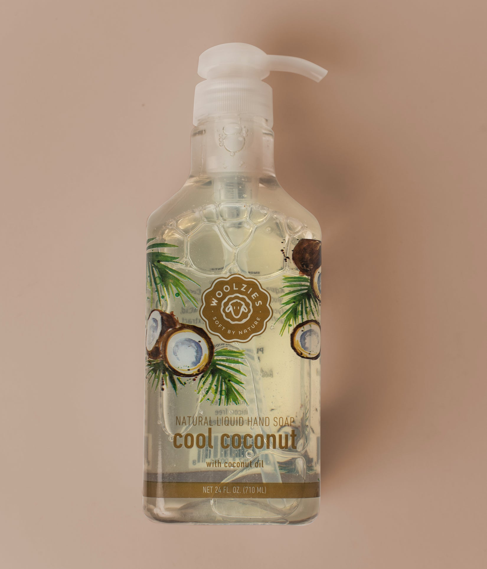 Cool Coconut Liquid Hand Soap