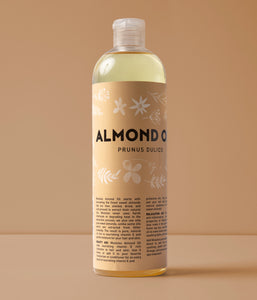 Almond Carrier Oil