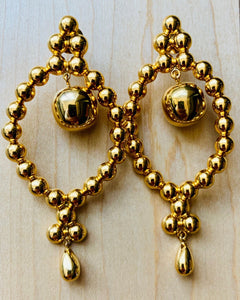 Glam earrings - Lovinglam