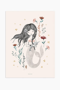 Art Print - Little Marmed
