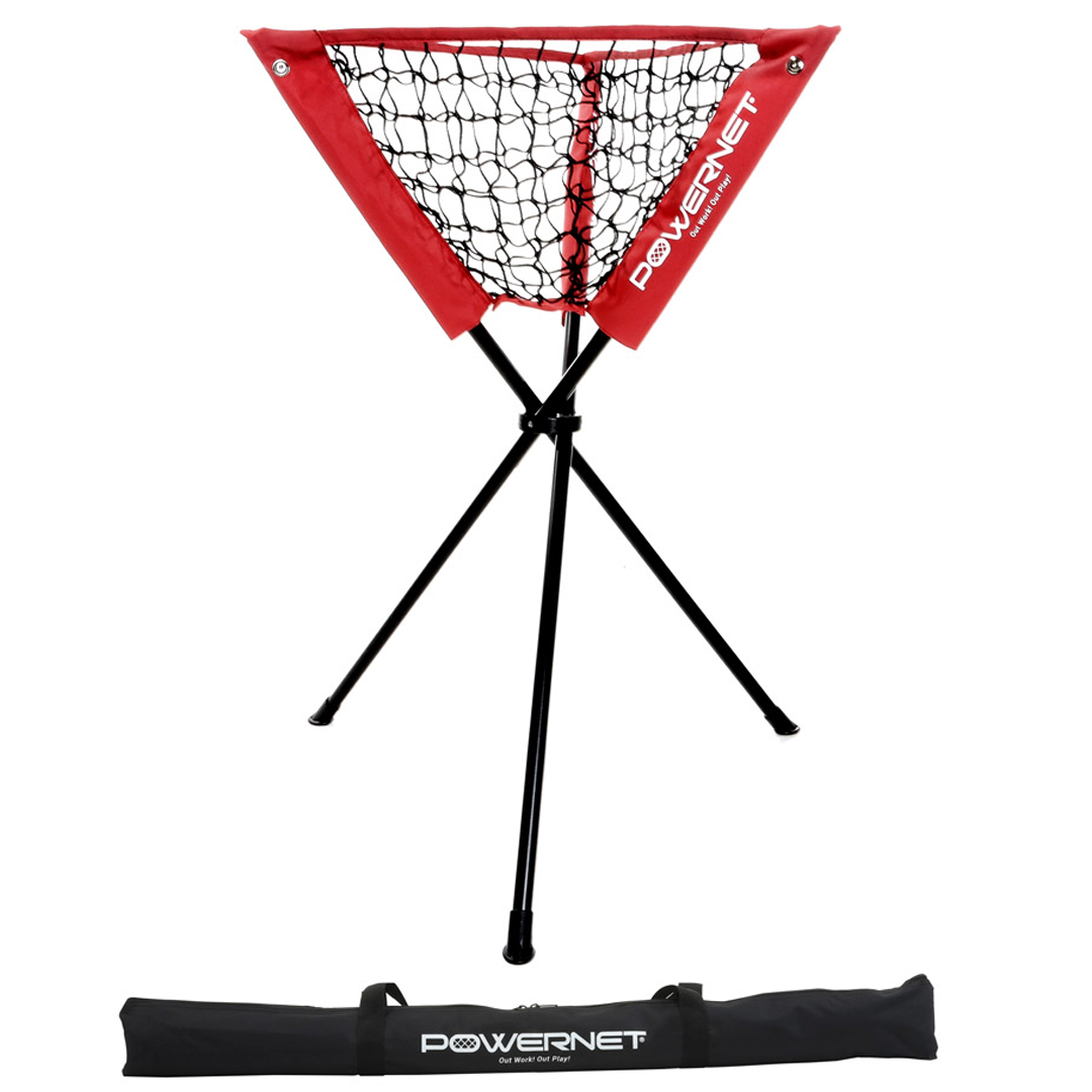 PowerNet Ball Caddy for Baseball Softball Practice