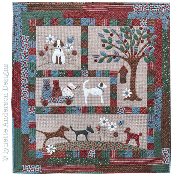 A Dog's Life - Pattern Set