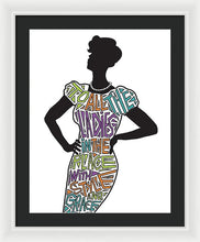 Load image into Gallery viewer, To All The Ladies 2 - Framed Print
