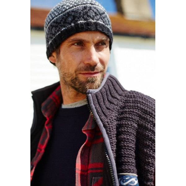 Mens Tromso Beanie Warmer Winter Gifts for Him