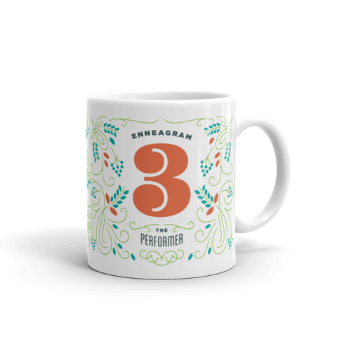 Multicolor Mug - Type 3: The Performer