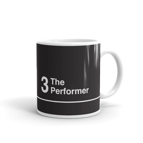 Enneagram Mug - Type 3: The Performer