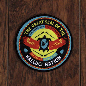 We Are The Halluci Nation Patch