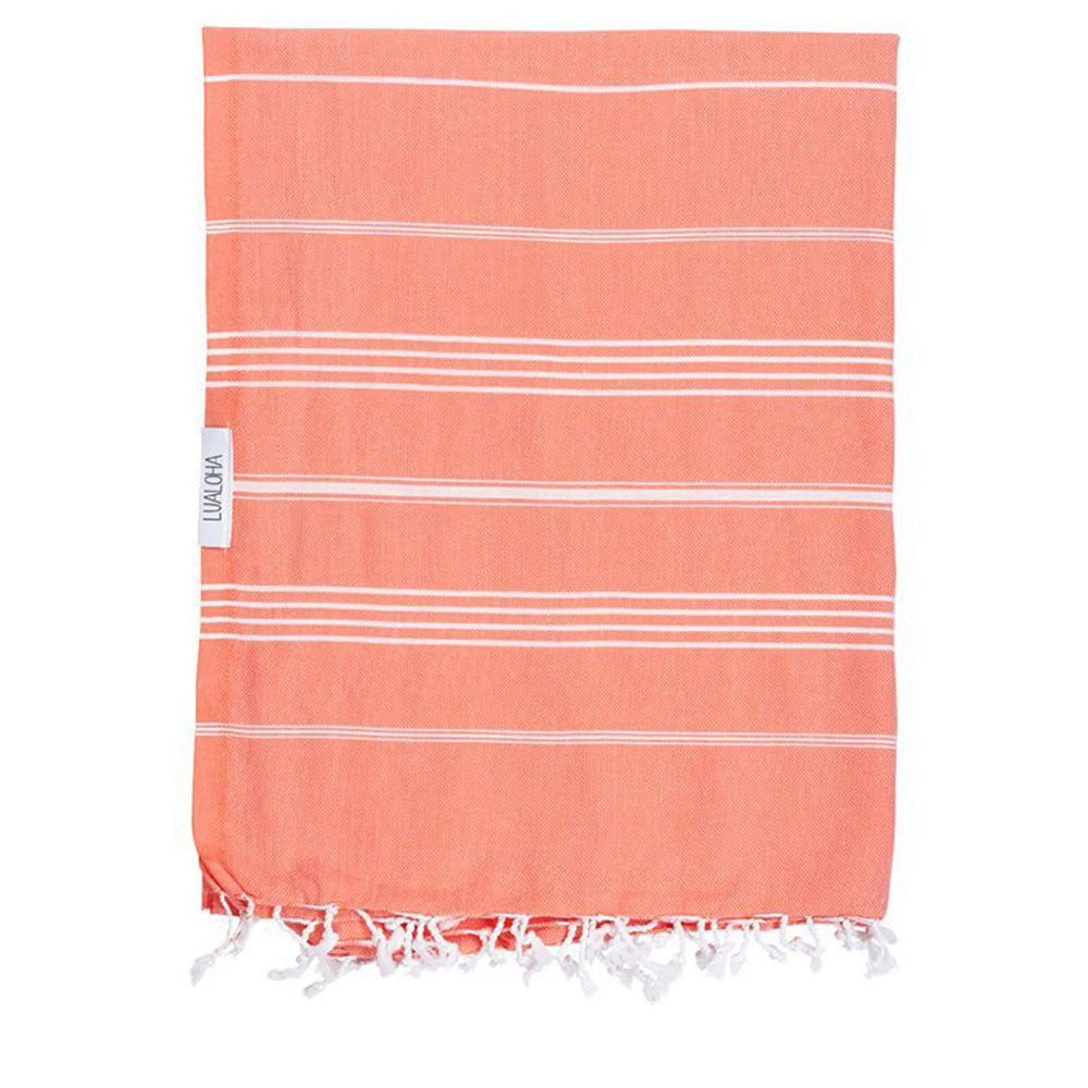 Classic Coral Blanket