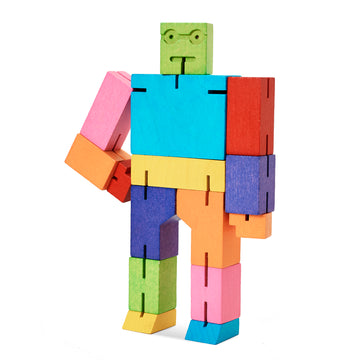 Areaware Cubebot Multi