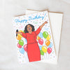Nudie Girls Sparklers Card