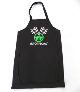AutoAprons Travel Bib | Clothing Protector Apron