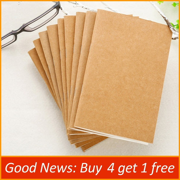 Traveler's notebook inserts - 4 sizes, 8 layouts