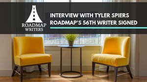 Interview with Tyler Spiers - Roadmap's 56th Signed Writer