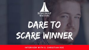 Interview with Dare to Scare Competition Winner and 77th Writer Signed