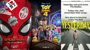 Weekend Box Office Top Ten 7/7/19