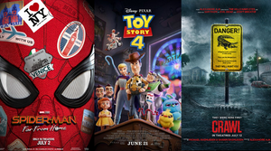 Weekend Box Office Top Ten 7/13/19