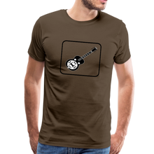 Load image into Gallery viewer, Men's Dobro Icon T-Shirt - noble brown