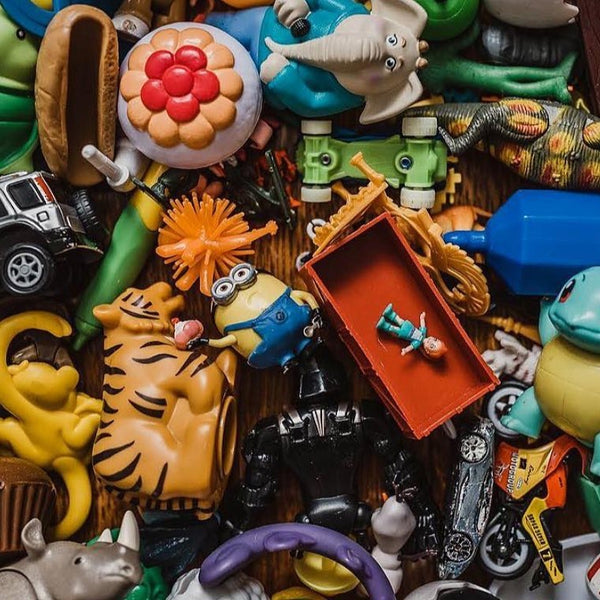 Toy Waste: We All Have to Play Our Part