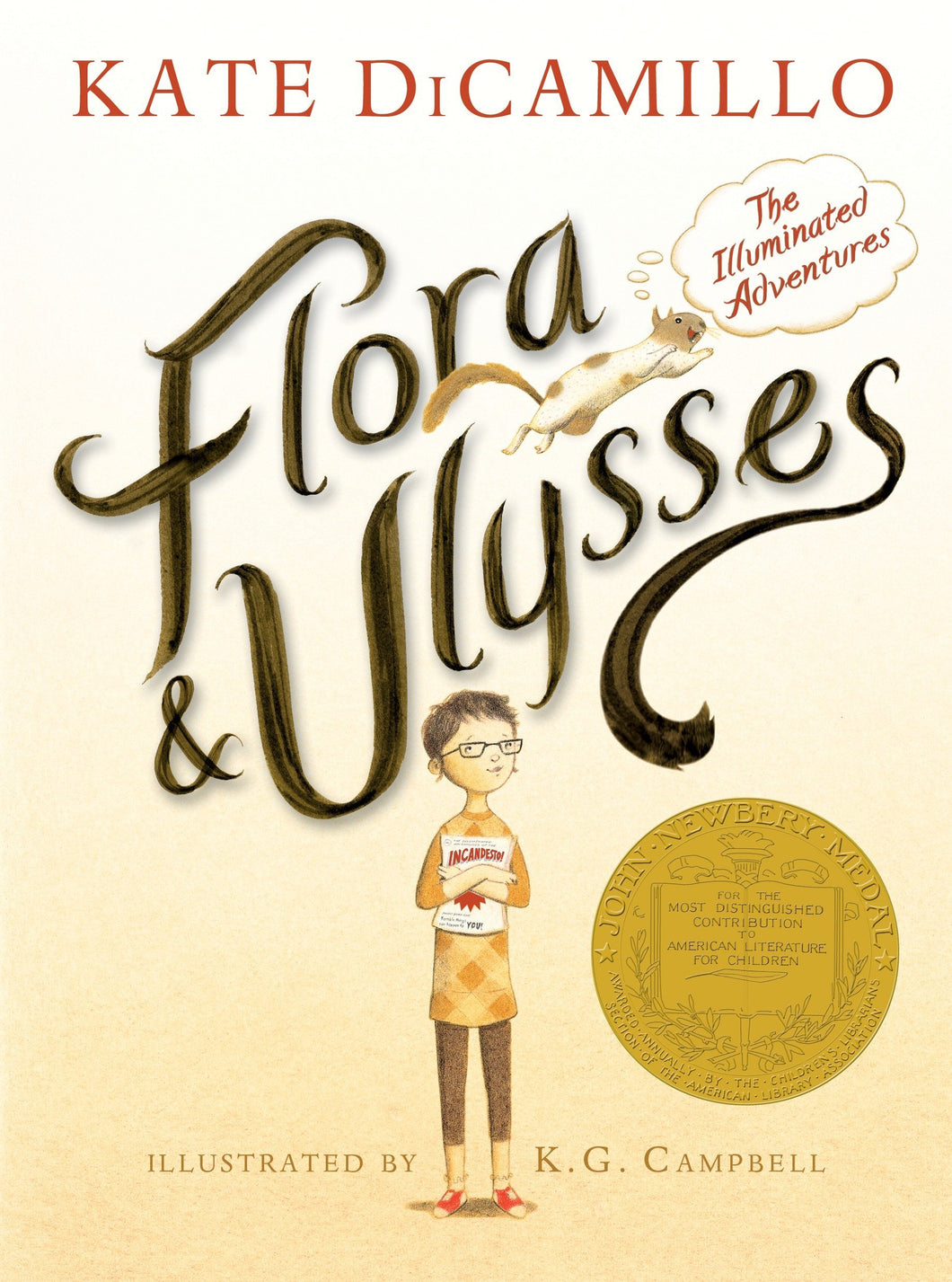 Flora & Ulysses: Newbery Medal Winner (Signed First Edition)