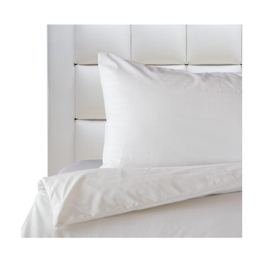MF Linen M-1 White Beddings