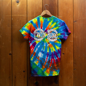 Twin Bing Tie-Dye T-Shirt