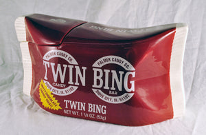 Twin Bing Ceramic Jar