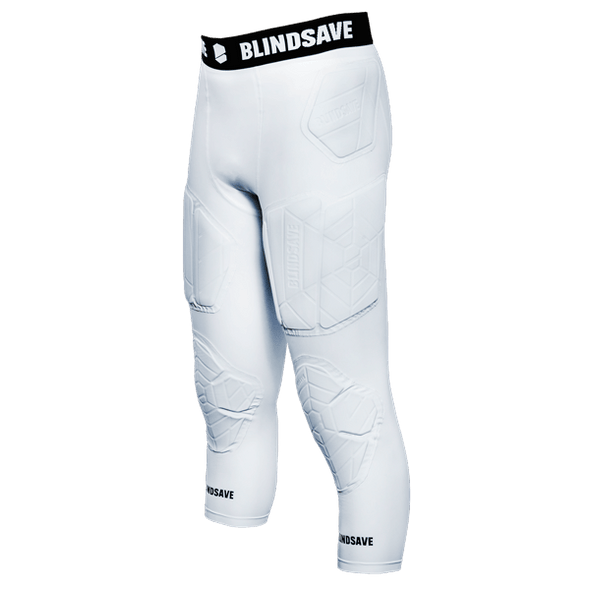 3/4 tights with full protection