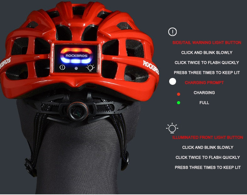 Smart Cycling Helmet