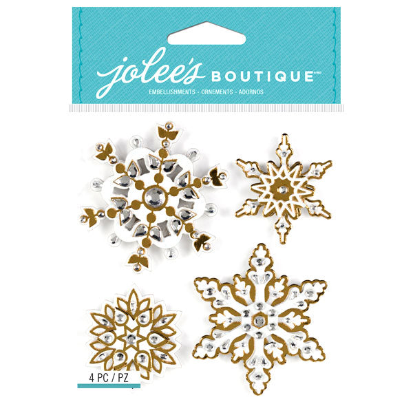 Bling Snowflakes 50-21887