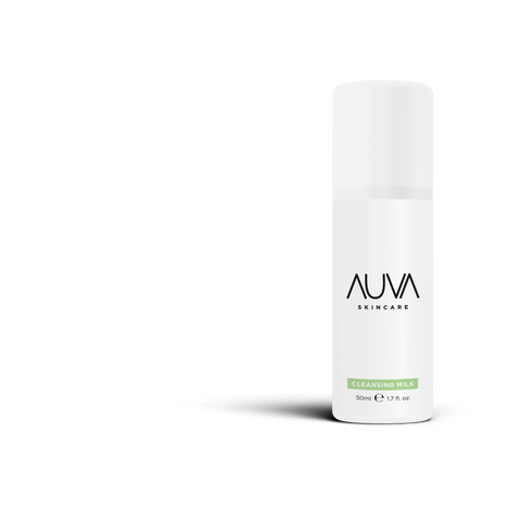 AUVA Cleansing Milk with Jojoba Oil and Shea Butter