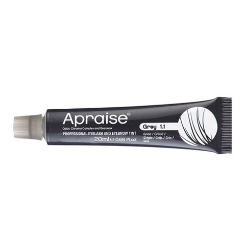 Apraise Lash & Brow Tint - 1.1 Grey 20ml