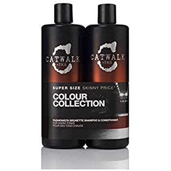 Tigi Catwalk Fashionista Brunette Tween Pack