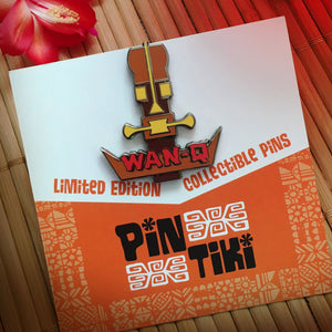 Wan-Q a Tiki Feast for the Eyes