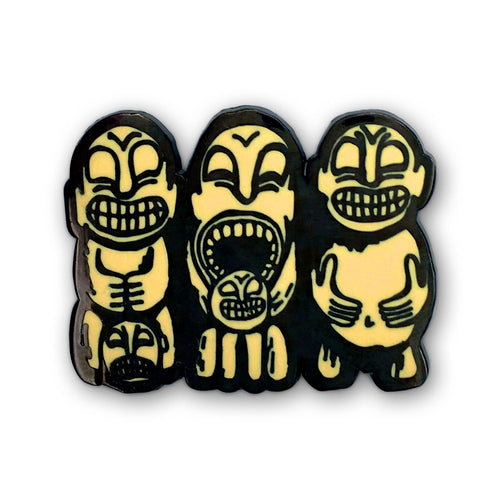 Cannibal Trio - Limited Edition Collectible Pin