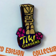 Tiki Gardens Limited Edition Pin