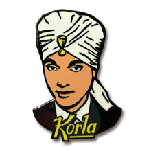 Korla Pandit Limited Edition Pin