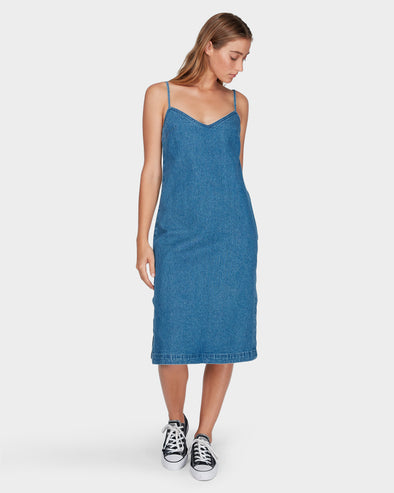 RVCA QUEEN GEE DRESS
