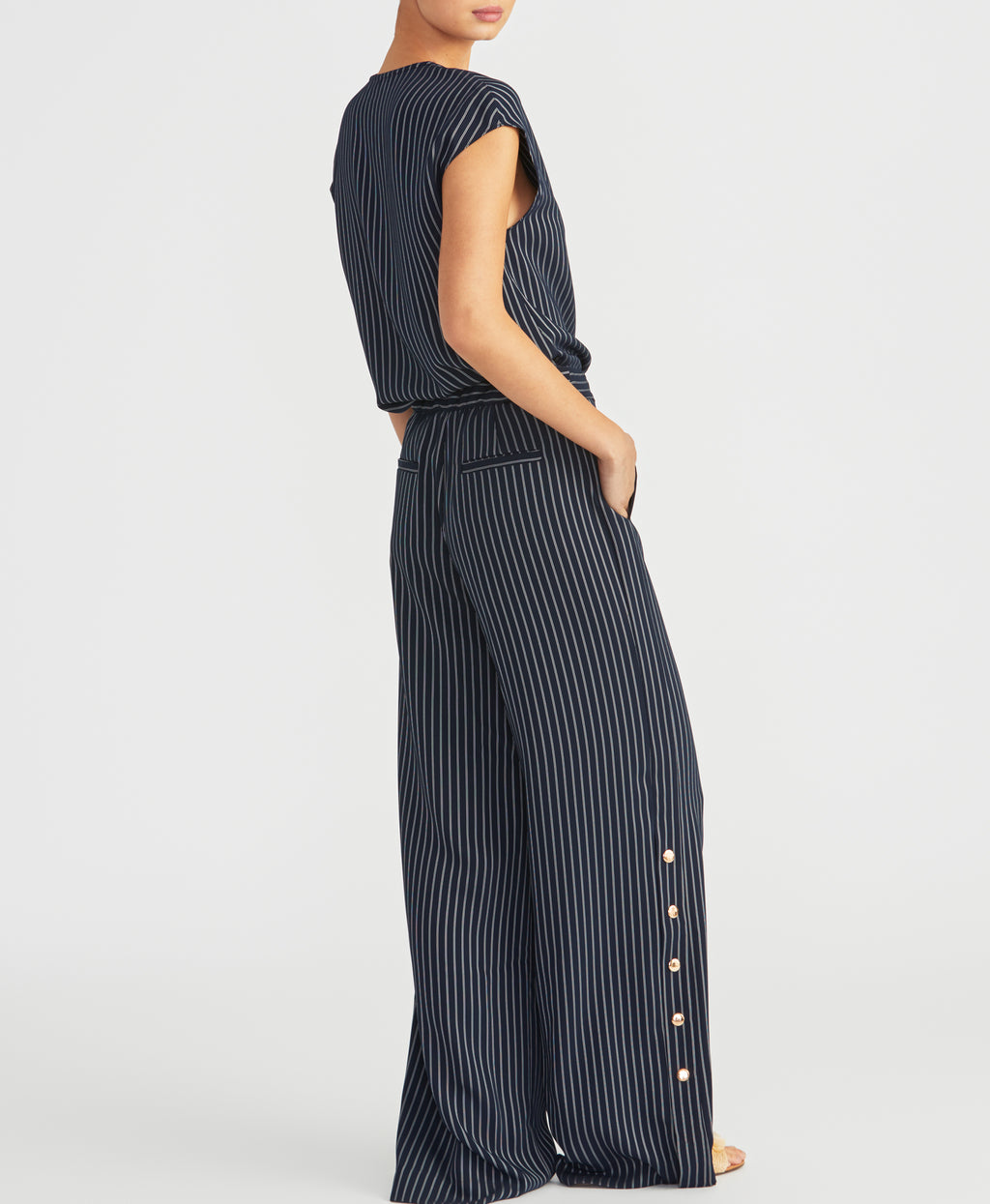 BUTTON TROUSER | BUTTON TROUSER